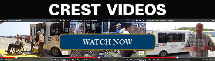 CREST Bus Videos